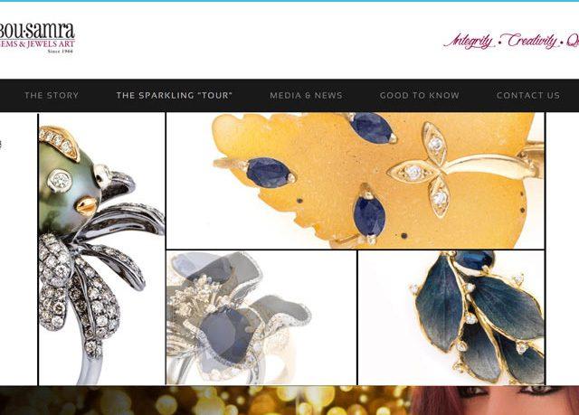 Bousamra Jewelry